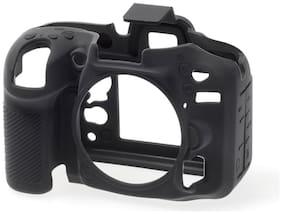 easyCover Armor Protective Skin for Nikon D7200  (Black)