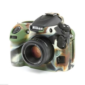 easyCover Armor Protective Skrin for Nikon D810  (Camouflage)->Bump Insurance!