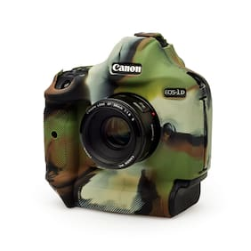 easyCover Armor Protective Skin for Canon EOS 1Dx & 1Dx Mark II (Camouflage)
