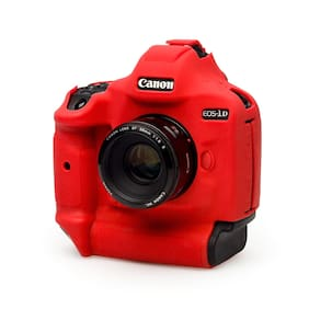easyCover Armor Protective Skin for Canon EOS 1Dx & 1Dx  Mark II (Red)