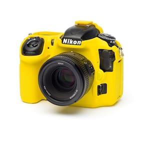 easyCover Armor Protective Skin for Nikon D500  (Yellow) -> Bump Protection!