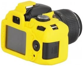 EasyCover Camera Case For Nikon D3200 (Yellow)