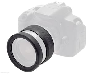 easyCover Lens Rim Lens Protection System 77mm (Black)