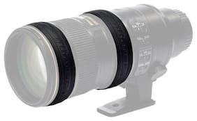 easyCover Lens Rings (2-Pack, Black) Lens Protection System