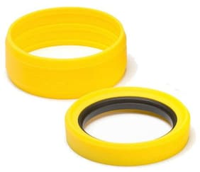 easyCover Lens Rim Lens Protection System 62mm (Yellow)