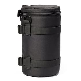 "easyCover Padded Lens Case 130 x 290 mm (5.12"" x 11.42"") Black"