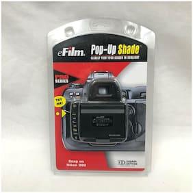 eFilm Nikon D80 Camera Pop-Up Shade Pro Series Snap On Brand New Sealed