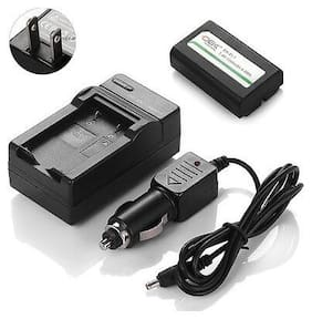EN-EL1 ENEL1 Battery +Charger For Nikon Coolpix 4300 4500 4800 5700 8700 880 885