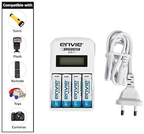 Envie 2800mah 4nos Rechargeable battery with ECR11 Speedster charger