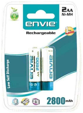 Envie 2PL-2800Mah Ni-MH Rechargeable Battery