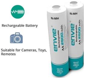 Envie 2PL-2800Mah Ni-MH Rechargable Battery