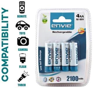Envie 4PL-2100Mah Ni-MH Rechargable Battery