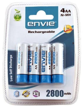 Envie 4PL-2800Mah Ni-MH Rechargable Battery