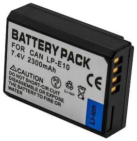 Eshopher LP-E10 Capacity of 2300 mAh Camera Battery