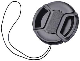 FND Lens Cap for All Types of Lens (Plan Lens Cap) (55MM)