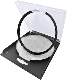 FND Slim UV Filter, Ultra Clear, Nano coated , Size 55MM for Nikon AF-P DX NIKKOR 18-55 mm F/3.5-5.6 G VR
