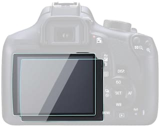 FND Tempered Glass for canon EOS 7D MARK II 9H Premium Tempered Glass, HD crystal Clear & high transparency, bubble free ,Self-adhesive