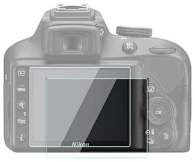FND Tempered Glass for nikon D7000 9H Premium Tempered Glass, HD crystal Clear & high transparency, bubble free ,Self-adhesive