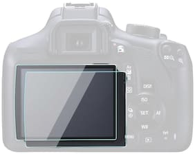 FND Tempered Glass for canon EOS 5Ds R 9H Premium Tempered Glass, HD crystal Clear & high transparency, bubble free ,Self-adhesive