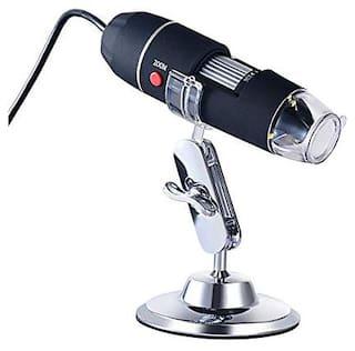 FotoCart 50-500X 2MP USB 8 LED Light Digital Microscope