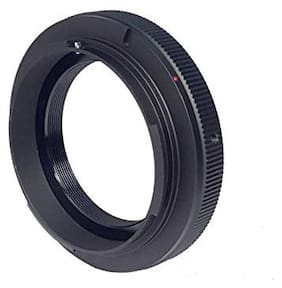FotoCart T Ring Compatible with All Canon EOS DSLR Camera Connect with Telescope or Spotting Scope (T2 Mount)