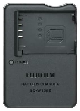 Fujifilm BC-W126S Charger for NP-W126/NP-W126S Rechargeable Lithium-Ion Battery