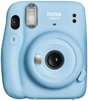Fujifilm Instax Mini 11 Instant Camera (Sky Blue)