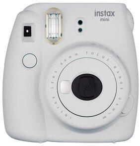 Fujifilm Instax Mini 9 Instax Mini 9 0.6 Mp Instant Camera ( White )