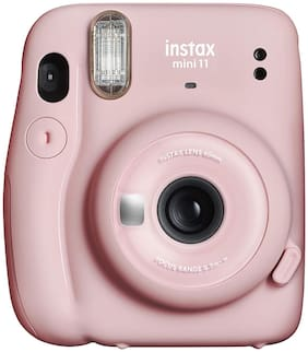 Fujifilm Instax Mini 11 Instant Camera (Blush Pink)