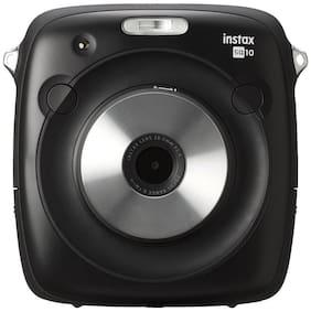 Fujifilm Instax square sq10 hybrid Instax square sq10 hybrid 0.6 mp Instant Camera ( Black )