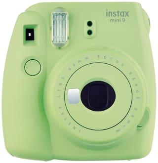 Fujifilm Instax mini 9 Instax mini 9 0.6 mp Instant Camera ( Green )