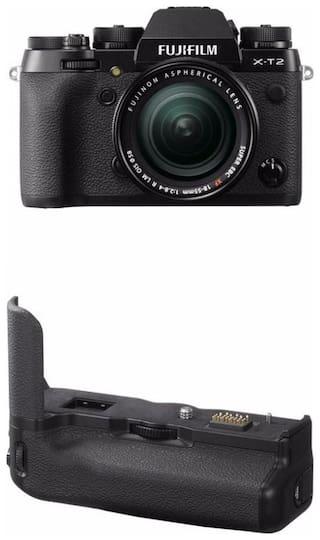 Buy Fujifilm X-T2 24 3 MP Mirror Less Camera (Black) Online
