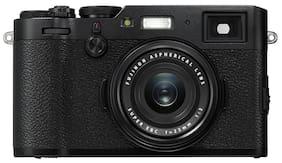 Fujifilm X100F  24.3 MP Mirror Less Camera (Black)