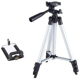 GadgetEra Premium Quality Tripod Stand 360 deg 940mm Extendable Stretch 3110 Portable Digital Camera Mobile Stand