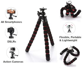 GadgetX Flexible Mini Tripod Stand