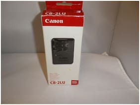 GENUINE Canon CB-2LU Battery Charger for Canon NB-3L Battery NIB FAST FREE S&H