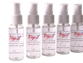 GLASSES CLEANER SPRAY Non Toxic, Alcohol Free 30ml x 2 Sunglasses/Screen/iPhone