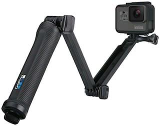 GoPro 3 Way Mount Tripod for Camera (black)