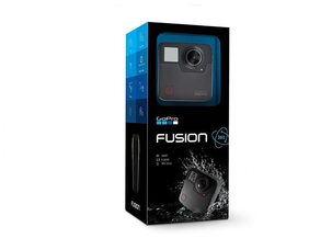 GoPro Fusion 18MP  Action Camera (Black)