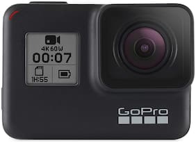 GoPro Hero 7 Black 12 MP Sports & Action Camera