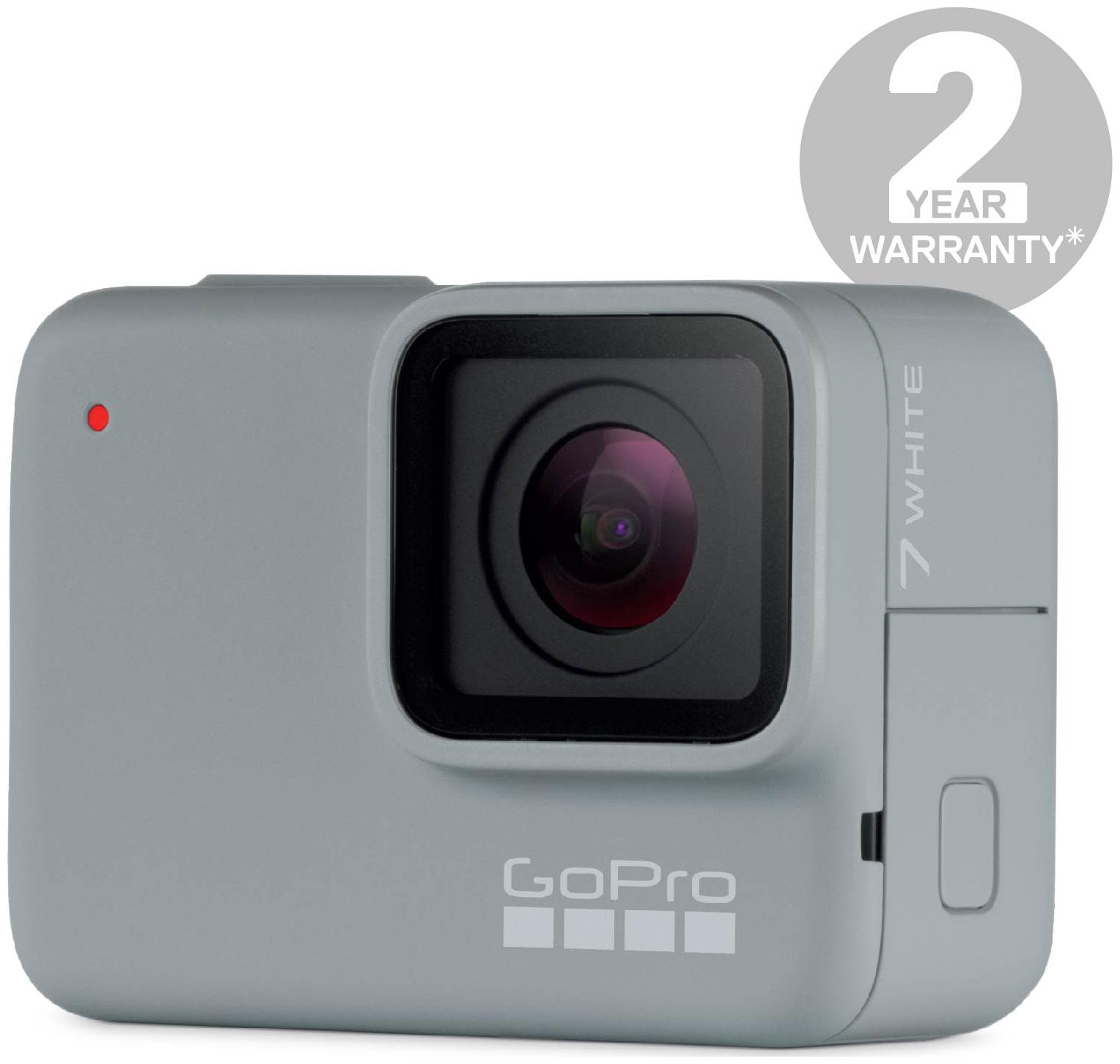 GoPro Hero 7 White 10 MP Sports   Action Camera