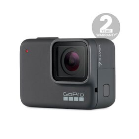 GoPro Hero 7 Silver 10 MP Sports & Action Camera