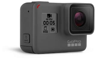 GoPro Hero5 12 MP Sports & Action Camera (Black)