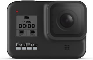 GoPro Hero8 Black 12 MP Sports & Action Camera