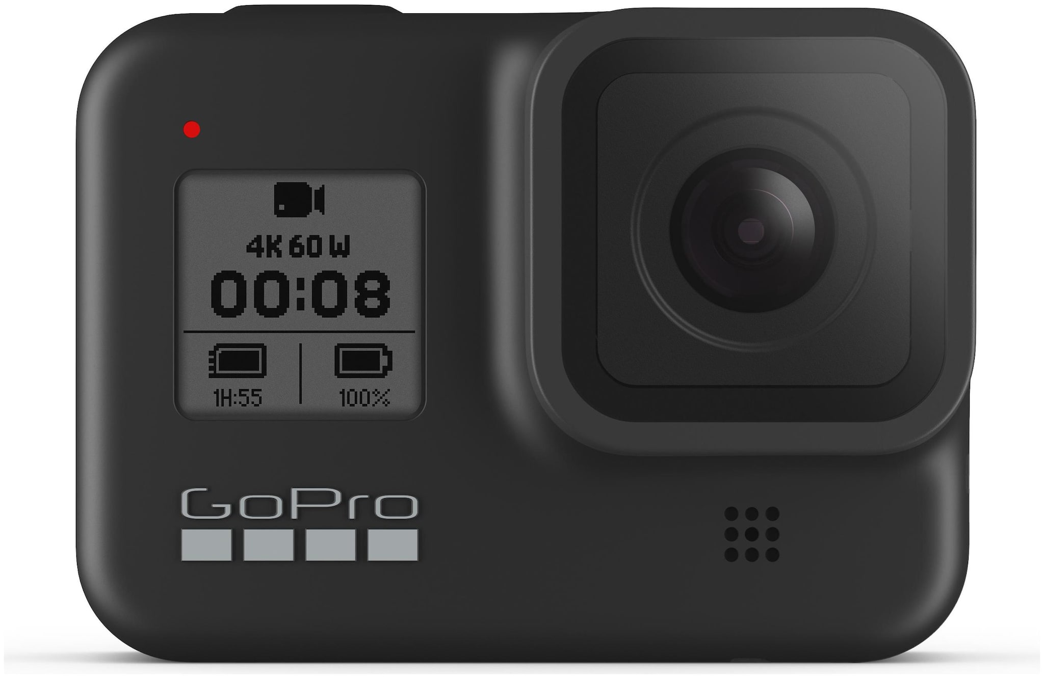 GoPro Hero8 Black 12 MP Sports   Action Camera