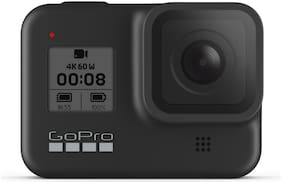 GoPro Hero8 Black 12 MP Sports & Action Camera