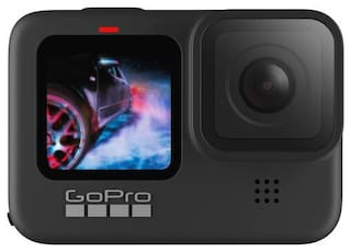 GoPro Hero9 Black 23.6 MP 5K Video Sports & Action Camera