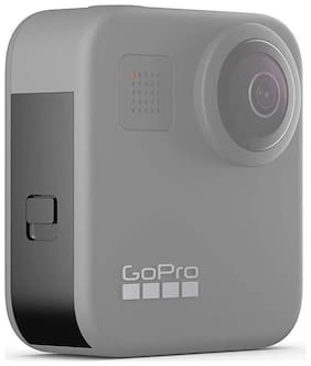 GoPro MAX replacement I/O door (Silver)