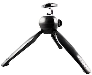 High Quality  YT-228 Mini Tripod Mount + Phone Holder Clip Desktop Self-Tripod for Digital Camera & iPhone, Smartphones