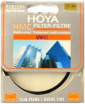 Hoya 72 Mm Ultra Violet Filter